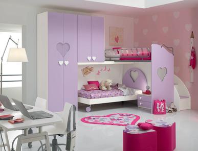 Итальянская детская спальня Web W69 фабрики SP
