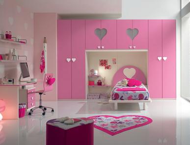Итальянская детская спальня Web W70 фабрики SP