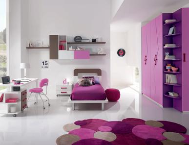 Итальянская детская спальня Web W01 фабрики SP