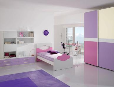 Итальянская детская спальня Web W07 фабрики SP