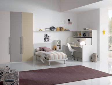 Итальянская детская спальня Web W10 фабрики SP