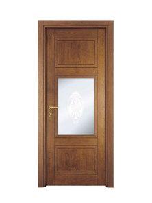 Итальянская дверь 660 VC фабрики AGROPROFIL