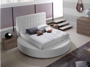 Итальянская кровать Line Up Tondo фабрики SP