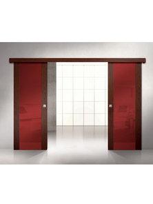 Итальянская дверь Y21 V150 PURPLE фабрики AGROPROFIL
