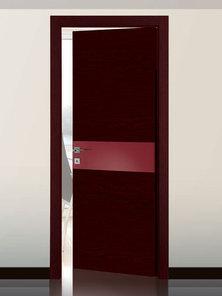 Итальянская дверь Y59 VGO PURPLE фабрики AGROPROFIL