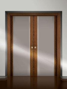 Итальянская дверь Y21 V150 SOFT BROWN фабрики AGROPROFIL