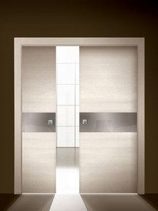 Итальянская дверь 659 VGO SOFT BROWN фабрики AGROPROFIL