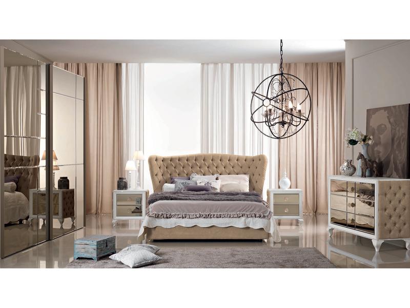 Итальянская спальня Prestige C87 фабрики SP