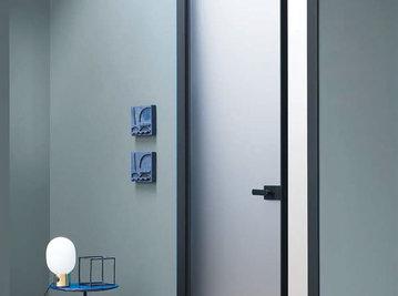 Итальянская дверь L7 LARGE 02 фабрики LUALDI