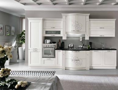 Итальянская кухня Prestige 02 фабрики SP