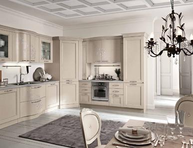 Итальянская кухня Prestige 04 фабрики SP