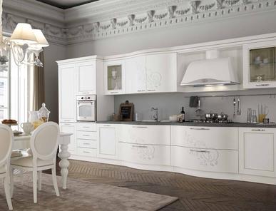 Итальянская кухня Prestige 05 фабрики SP