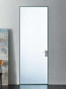 Итальянская дверь RASOVETRO 55s 02 фабрики LUALDI