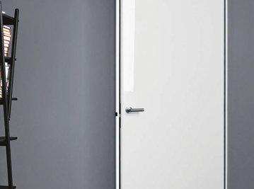 Итальянская дверь TRIS фабрики LUALDI