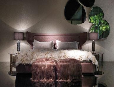 Итальянская спальня фабрики ROBERTO CAVALLI