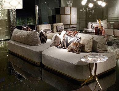 Итальянский диван BALTIMORA фабрики ROBERTO CAVALLI