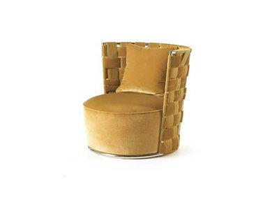 Итальянское кресло BELL фабрики ROBERTO CAVALLI