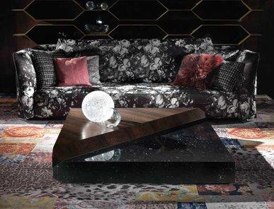 Итальянская мягкая мебель RUBENS фабрики ROBERTO CAVALLI