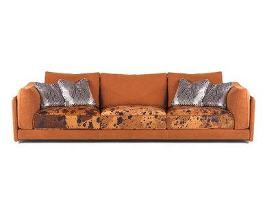 Итальянская мягкая мебель SHARPEI.5 фабрики ROBERTO CAVALLI