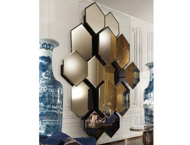 Итальянское зеркало BEE фабрики ROBERTO CAVALLI
