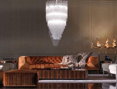 Итальянская мягкая мебель BLAKE фабрики ROBERTO CAVALLI