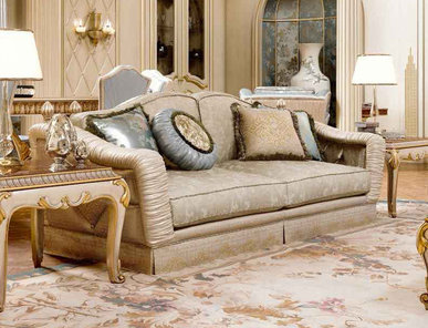 Итальянский диван PARIS фабрики BRUNO ZAMPA
