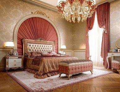 Итальянская спальня PARIS фабрики BRUNO ZAMPA