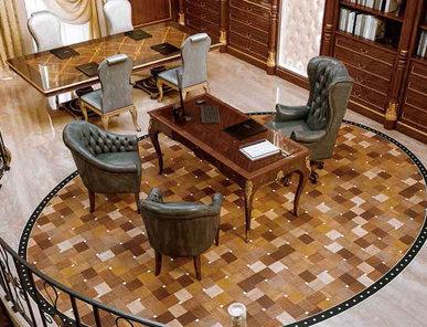Итальянский письменный стол VENICE фабрики BRUNO ZAMPA