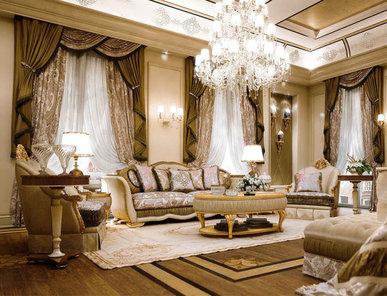 Итальянская мягкая мебель VENICE фабрики BRUNO ZAMPA Композиция 02
