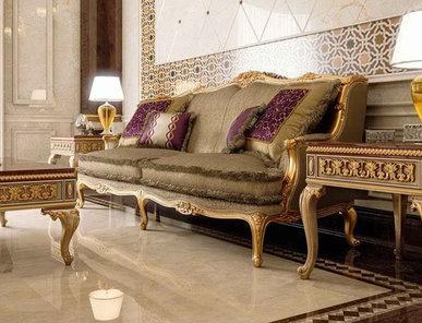 Итальянский диван LOS ANGELES фабрики BRUNO ZAMPA