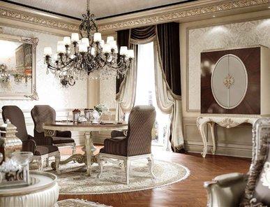 Итальянская гостиная MOSCOW фабрики BRUNO ZAMPA