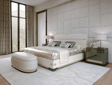 Итальянская спальня LONDON фабрики BRUNO ZAMPA