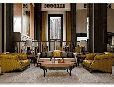 Итальянская мягкая мебель DUBAI фабрики BRUNO ZAMPA