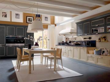 Итальянская кухня Le Stanze di Ann 05 фабрики Martini Mobili