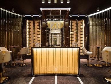 Итальянский бар MILANO 2016 фабрики BRUNO ZAMPA