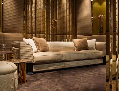 Итальянский диван MILANO 2016 фабрики BRUNO ZAMPA