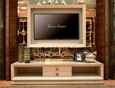 Итальянская мебель для ТВ CONCORDE фабрики BRUNO ZAMPA