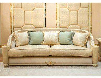 Итальянский диван SISSI ALLURE фабрики BRUNO ZAMPA