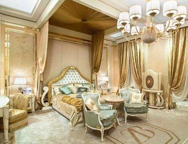 Итальянская спальня MILANO 2016 фабрики BRUNO ZAMPA