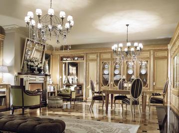 Итальянская гостиная Venezia фабрики Martini Mobili