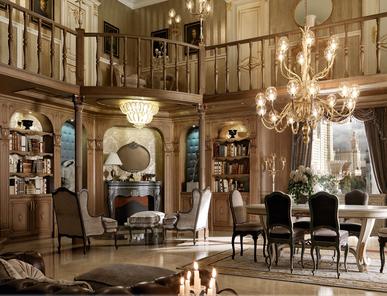 Итальянская гостиная Villa a Mosca фабрики Martini Mobili