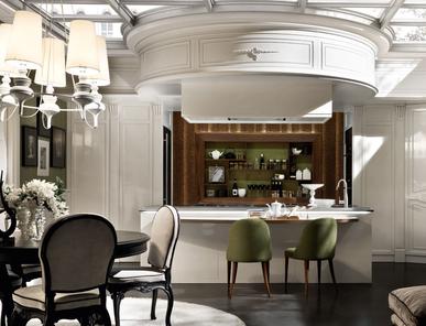 Итальянский бар Loft a New York фабрики Martini Mobili