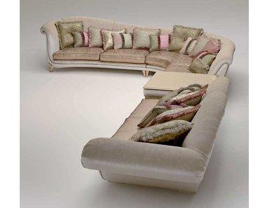 Итальянская модульная мягкая мебель DA VINCI фабрики BRUNO ZAMPA