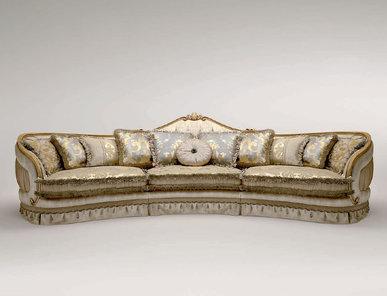 Итальянская модульная мягкая мебель DORIAN фабрики BRUNO ZAMPA