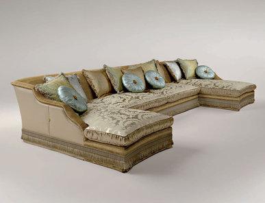 Итальянская модульная мягкая мебель EMILY PATCHWORK фабрики BRUNO ZAMPA
