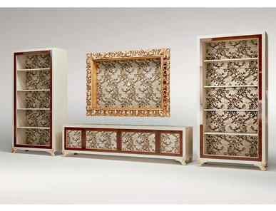 Итальянская мебель для ТВ ELLIOT фабрики BRUNO ZAMPA