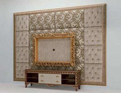 Итальянская мебель для ТВ PASSEPARTOUT фабрики BRUNO ZAMPA