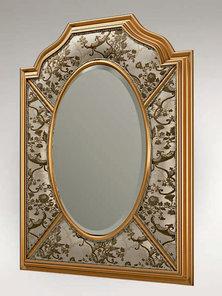 Итальянское зеркало GINEVRA фабрики BRUNO ZAMPA