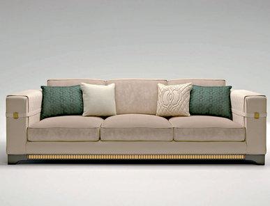 Итальянский 3-х местный диван фабрики BRUNO ZAMPA