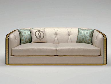 Итальянский 2-х местный диван BAUHAUS фабрики BRUNO ZAMPA